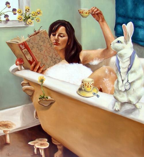 Tea With The White Rabbit, Lindy Patterson